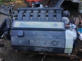BMW 2.5 M50 ENGINE RUNS VERY WELL, NOT DRIFTED