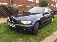 BMW 320d manual