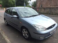 2004 Ford Focus 1 years mot, £500 No offers