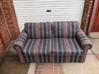Pull out sofa bed couch