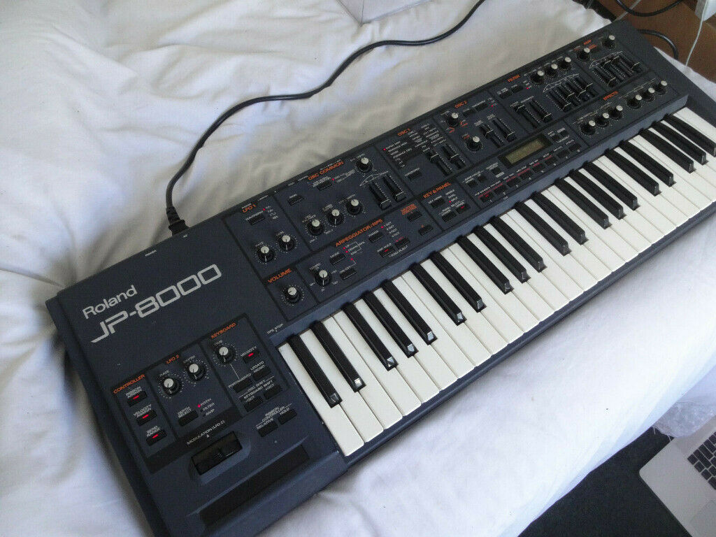 ROLAND JP 8000 TRANCE SYNTH CLASSIC 90'S SYNTHESISER | in Vauxhall, London  | Gumtree