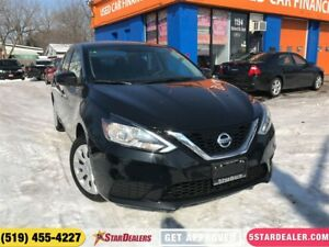 2016 Nissan Sentra 1.8 S | ONE OWNER | BLUETOOTH