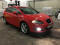 2010 seat leon 2.0tdi sport 6 speed!!