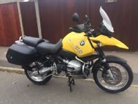 2003 BMW R1150GS - low mileage