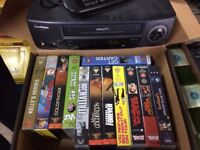 Video Recorder and Various Videos