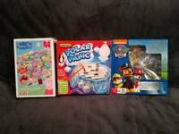 3 X children's games (£4 for the lot)