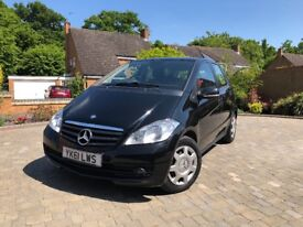 2012 Mercedes Benz A Class 1.5 A160 BlueEFFICIENCY Classic SE 5dr *FSH / Lady owner / Low Mileage*
