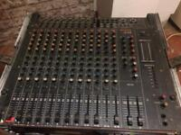 TASCAM MIXER 16 CHANNEL M10-16