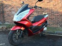 Honda PCX 125 2014 low miles £1799