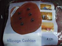 RED MASSAGE CUSHION Brand New