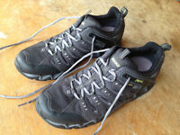 Mens Meindl Respond Goretex Trail Shoes (Size 10)