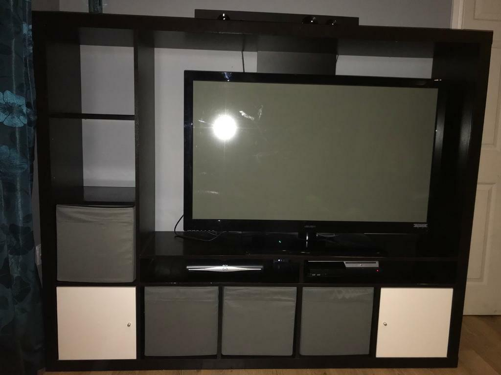 Ikea tv stand unit storage in nuneaton warwickshire gumtree