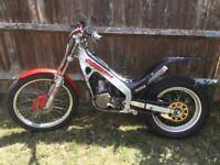Montessa 315R trials bike