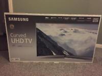 "samsung curve 49"" uhd smart 4k ultra tv"