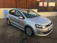 Vw polo 1.2 tdi bluemotion ZERO road tax!!