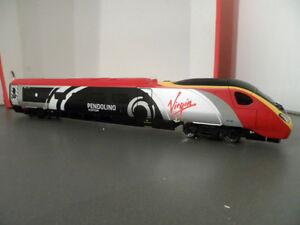 Hornby ex virgin alstom set a pendolino class 390 drive car loco only dcc ready