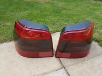 VW Golf MK4 Rear Lights Lamps