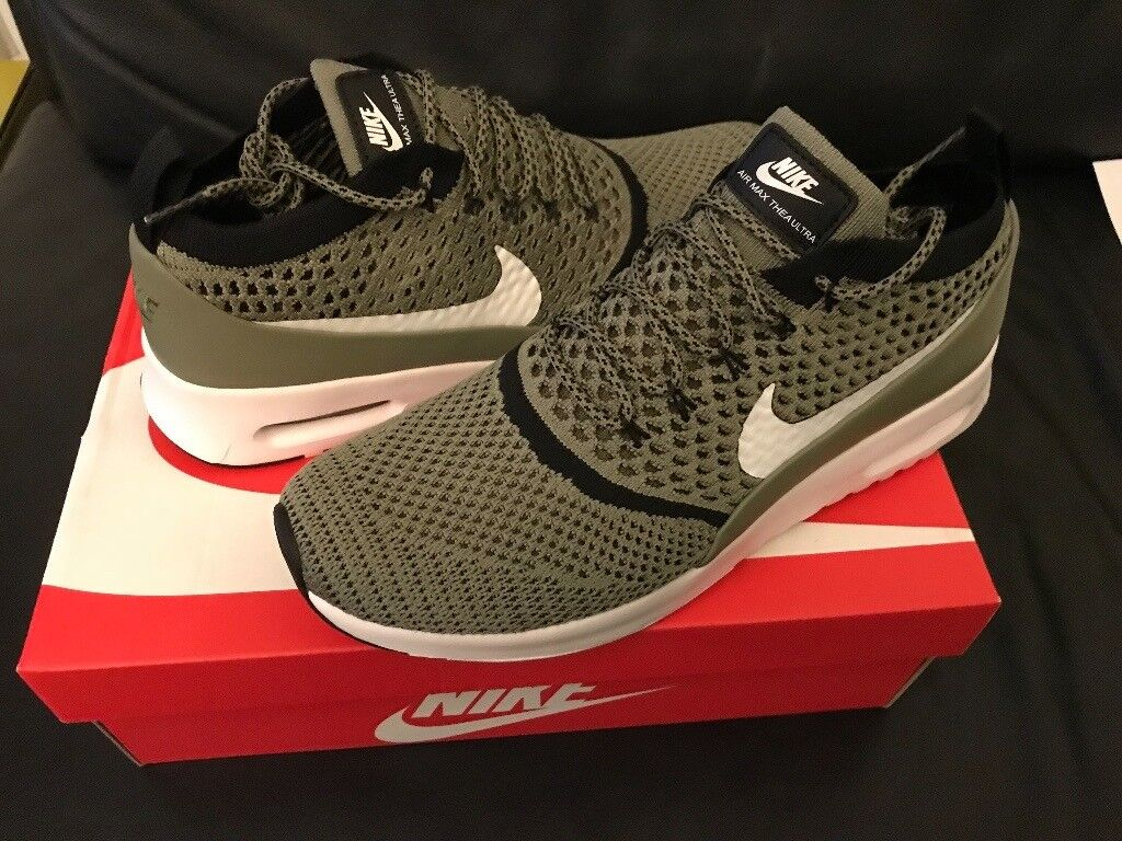 Earls Court, London £70.00. Images; Map. BRAND NEW - Nike Air Max Ultra  Flynit
