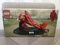 LEGO 40450 - Amelia Earhart Tribute - Brand New & Factory Sealed