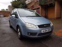 Ford focus c max 2.0 dizel veri gut condition start and draiv perfect 2004