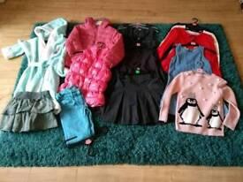 Girls clothing bundle 7-8 years