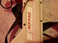 Eckman telescopic headge trimmer