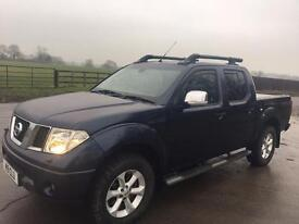2007 navara aventura auto may swap or px