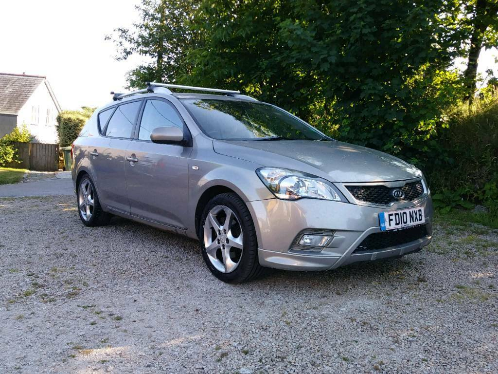 Low Mileage High Spec Sel Estate Kia Ceed 3 Only 33000 Miles