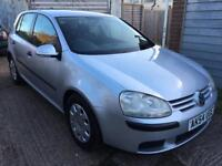 Volkswagen Golf 1.6 FSI S 5 Door Hatchback 1.6 Petrol + Economical Mk5 VW