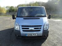 FORD TRANSIT LX 2007 WANTED IN HAMPSHIRE.