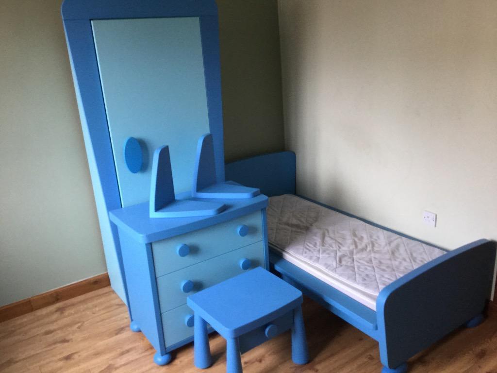 boys ikea mammut bed bedroom furniture excellent condition united kingdom gumtree. Black Bedroom Furniture Sets. Home Design Ideas