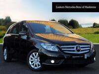 Mercedes-Benz B Class B180 CDI BLUEEFFICIENCY SE (black) 2014-02-26