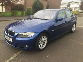 BMW 3 Series 2.0 316d ES 4dr - Heated Leather Seats, Stop/Start, £30 tax, Mint Condition