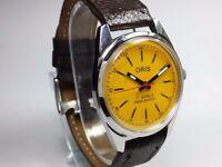 Oris Vintage Hand Winding Watch