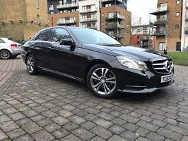MERCEDES E CLAS 220 CDI 2013 1 OVNER FROM NEW