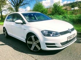 2014 Volkswagen Golf 1.6 TDI Match****FINANCE FROM £55 A WEEK ****