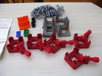 Job Mate Flat Pack assembly help DIY Furniture clamp corner sash cabinet maker