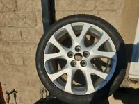 Mazda 6 Full Size Spare Wheel and Tyre (225/45r/18)
