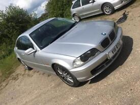 Bmw 328Ci coupe 130k spares or repair