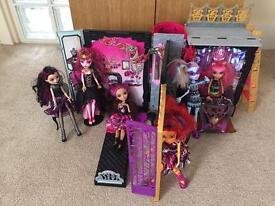 Ever After High Briar Beauty Thronecoming Book