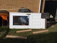 FREE - Double Glazed External Door