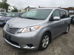 2015 Toyota Sienna LE,power sliding door,back up camera,alloys,