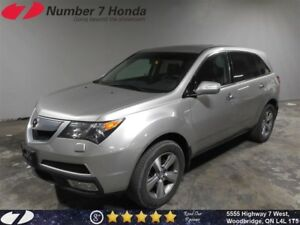 2013 Acura MDX Leather, Backup Cam, All-Wheel Drive!