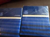 Everton fc curtains