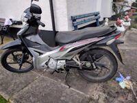 2013 Honda Wave 110i low mileage rarely used