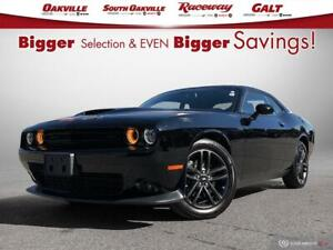 2019 Dodge Challenger GT | AWD | NAV | FORMER COMPANY CAR |