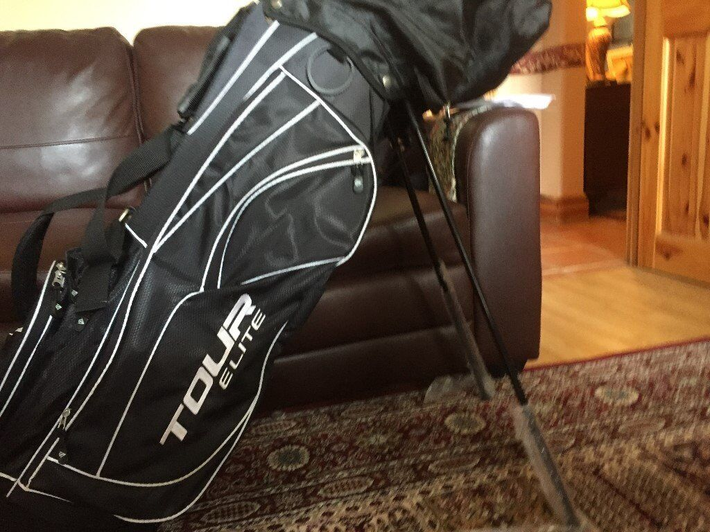 Ben Sayers Full Golf Club Set with Bag and Balls