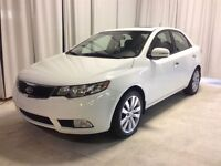 2013 Kia Forte SX, w/leather, Sunroof, Loaded, only $16990  plus
