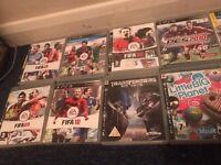 PS3 for sale with games £80ono