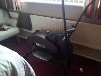 Cross trainer in great condition